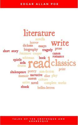 Tales of the Grotesque and Arabesque, Edgar Allan Poe