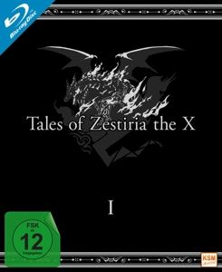 Tales Of Zestiria-The X-Staffel 1 (Limitiert), N, A