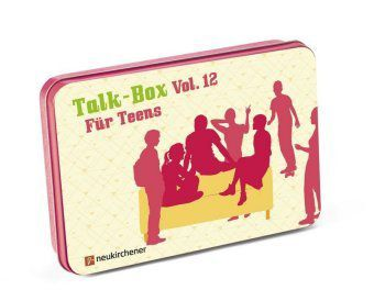 Talk-Box, Für Teens (Kinderspiel)
