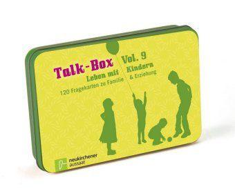 Talk-Box, Leben mit Kindern (Spiel), Claudia Filker, Hanna Schott