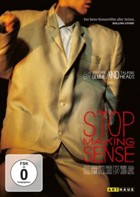 Talking Heads: Stop Making Sense, Talking Heads