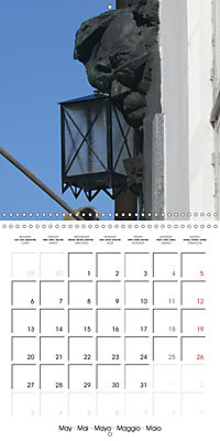 Tallinn. Capital of Estonia (Wall Calendar 2019 300 × 300 mm Square) - Produktdetailbild 5