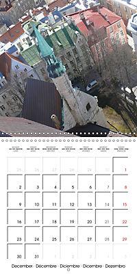 Tallinn. Capital of Estonia (Wall Calendar 2019 300 × 300 mm Square) - Produktdetailbild 12