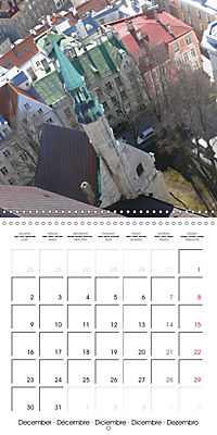 Tallinn. Capital of Estonia (Wall Calendar 2019 300 × 300 mm Square) - Produktdetailbild 12