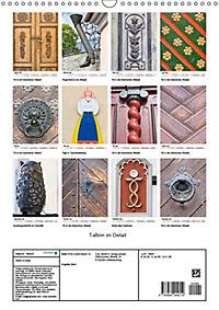 Tallinn im Detail (Wandkalender 2019 DIN A3 hoch) - Produktdetailbild 13