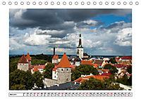 Tallinn - Mittelalter, Sozialismus und Moderne (Tischkalender 2019 DIN A5 quer) - Produktdetailbild 5