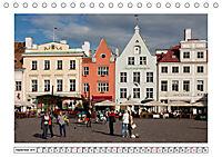 Tallinn - Mittelalter, Sozialismus und Moderne (Tischkalender 2019 DIN A5 quer) - Produktdetailbild 9