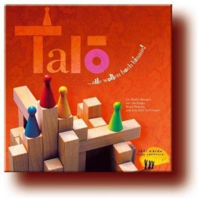 Talo (Spiel), Uta Krüger, Bernd Poloczek, Jens-peter Schliemann