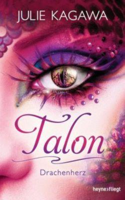 Talon Band 2: Drachenherz - Julie Kagawa |