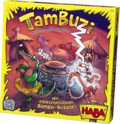 Tambuzi - Den Letzten trifft der Blitz! (Kinderspiel)
