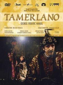 Tamerlano, Pinnock, Bacelli, Randle