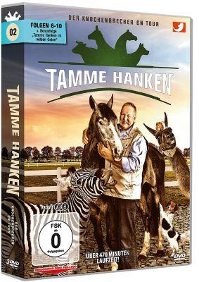 Tamme Hanken - Der Knochenbrecher on Tour (Folgen 6 - 10)