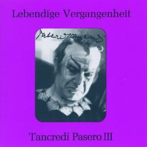 Tancredi Pasero Iii, Tancredi Pasero
