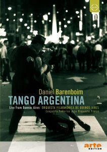 Tango Argentina, Barenboim, Federico