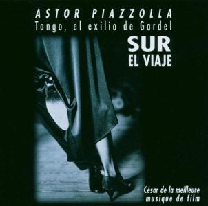 Tango, el exilio de gardel, Astor Piazzolla