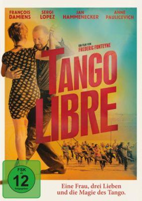 Tango Libre, Philippe Blasband, Anne Paulicevich