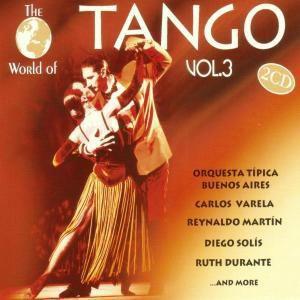 Tango Vol.3, Diverse Interpreten