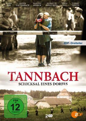Tannbach - Schicksal eines Dorfes, Nadja Uhl, Heiner Lauterbach