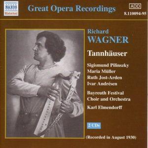 Tannhäuser, Bayreuth Festival