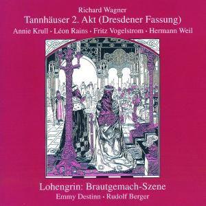 Tannhäuser 2.Akt (Dresdner Fas, Künneke, Krull, Rains, Vogelstrom