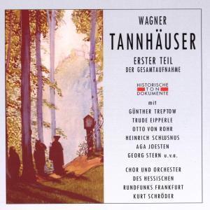 Tannhäuser (Erster Teil), Chor & Orch.D.Hess.Rundfunks