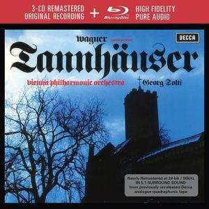 Tannhäuser (Ltd.Edt.), Richard Wagner