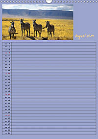 TANSANIA - Kunterbuntes Afrika (Wandkalender 2019 DIN A3 hoch) - Produktdetailbild 8