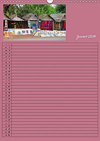 TANSANIA - Kunterbuntes Afrika (Wandkalender 2019 DIN A3 hoch) - Produktdetailbild 1