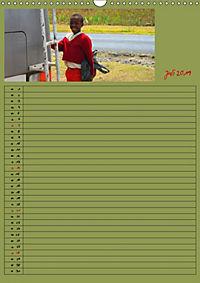 TANSANIA - Kunterbuntes Afrika (Wandkalender 2019 DIN A3 hoch) - Produktdetailbild 7