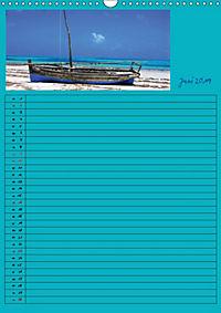 TANSANIA - Kunterbuntes Afrika (Wandkalender 2019 DIN A3 hoch) - Produktdetailbild 6