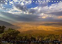 Tansania - Tierwanderung in der Serengeti (Tischkalender 2019 DIN A5 quer) - Produktdetailbild 10