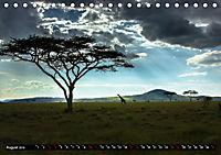 Tansania - Tierwanderung in der Serengeti (Tischkalender 2019 DIN A5 quer) - Produktdetailbild 8