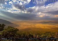 Tansania - Tierwanderung in der Serengeti (Wandkalender 2019 DIN A4 quer) - Produktdetailbild 10