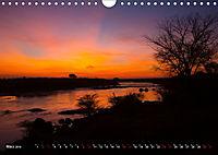 Tansania - Tierwanderung in der Serengeti (Wandkalender 2019 DIN A4 quer) - Produktdetailbild 3