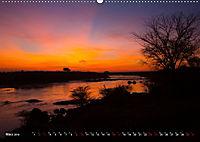 Tansania - Tierwanderung in der Serengeti (Wandkalender 2019 DIN A2 quer) - Produktdetailbild 3
