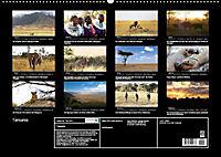 Tansania (Wandkalender 2019 DIN A2 quer) - Produktdetailbild 12