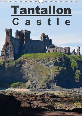Tantallon Castle (Wall Calendar 2019 DIN A3 Portrait), Alan Brown