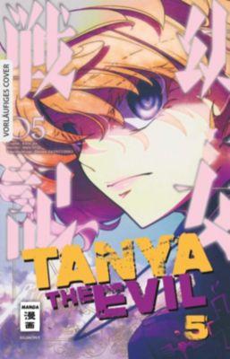 Tanya the Evil, Chika Tojo, Carlo Zen