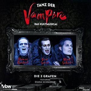 Tanz Der Vampire-Das Musical-Di, Borchert, Sarich, Seibert, Schnierer