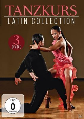 Tanzkurs - Latin Collection DVD-Box, Special Interest