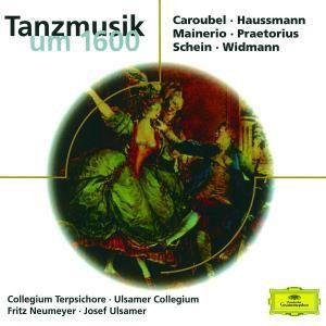 Tanzmusik um 1600, Ulsamer Collegium, Terpsichore