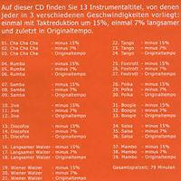 Tanzmusik Zum Lernen 1 - Produktdetailbild 1