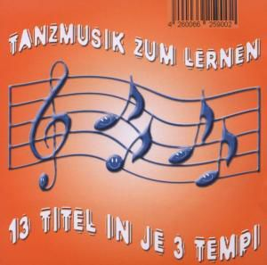 Tanzmusik Zum Lernen 1, Diverse Interpreten