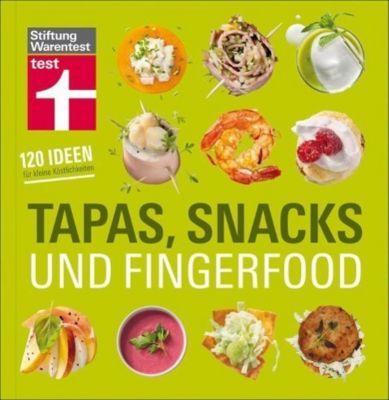 Tapas, Snacks und Fingerfood, Astrid Büscher