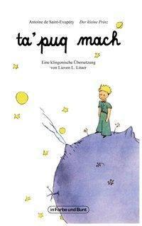 ta'puq mach - Der kleine Prinz, Lieven L. Litaer