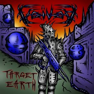 Target Earth (Limited Edition), Voivod