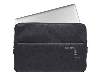 TARGUS 360 Perimeter 39cm 15,6Zoll Laptop Sleeve Charcoal Grey