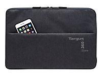 TARGUS 360 Perimeter 39cm 15,6Zoll Laptop Sleeve Charcoal Grey - Produktdetailbild 5