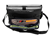 TARGUS CityGear 35,6cm 10-14Zoll Laptop Messenger Black - Produktdetailbild 14