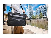TARGUS CityGear 35,6cm 10-14Zoll Laptop Messenger Black - Produktdetailbild 9